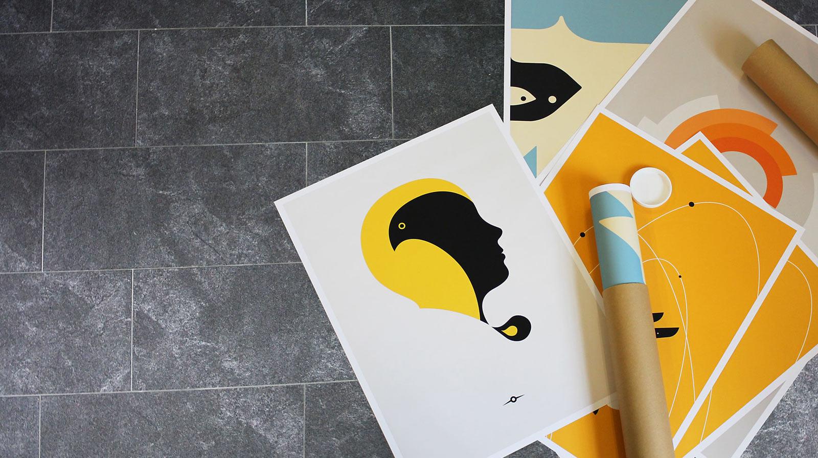 UK poster printing